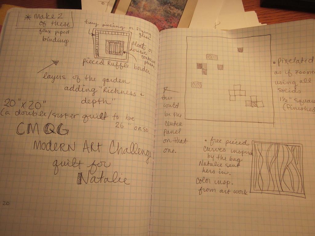 CMQG Modern Art Challenge