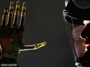 Some experts say humans will merge with machines before the end of this century.