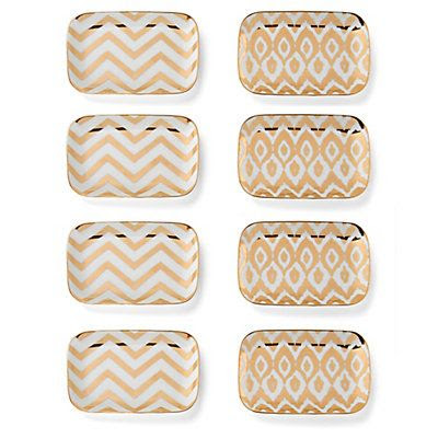 Love this Mini Appetizer Plates - Set of 8 for $48 on C. Wonder