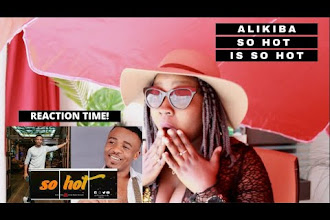 """Alikiba-""""SO HOT"""" new Song (Music Video Fashion Review/Reaction video)"""