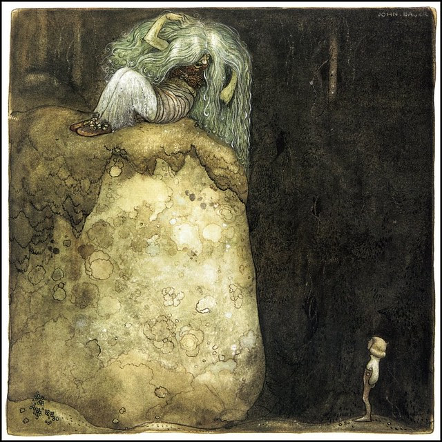 John Bauer - Illustration 15