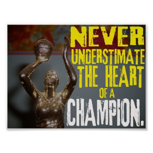 Book Heart Of A Champion Quotes Quotes