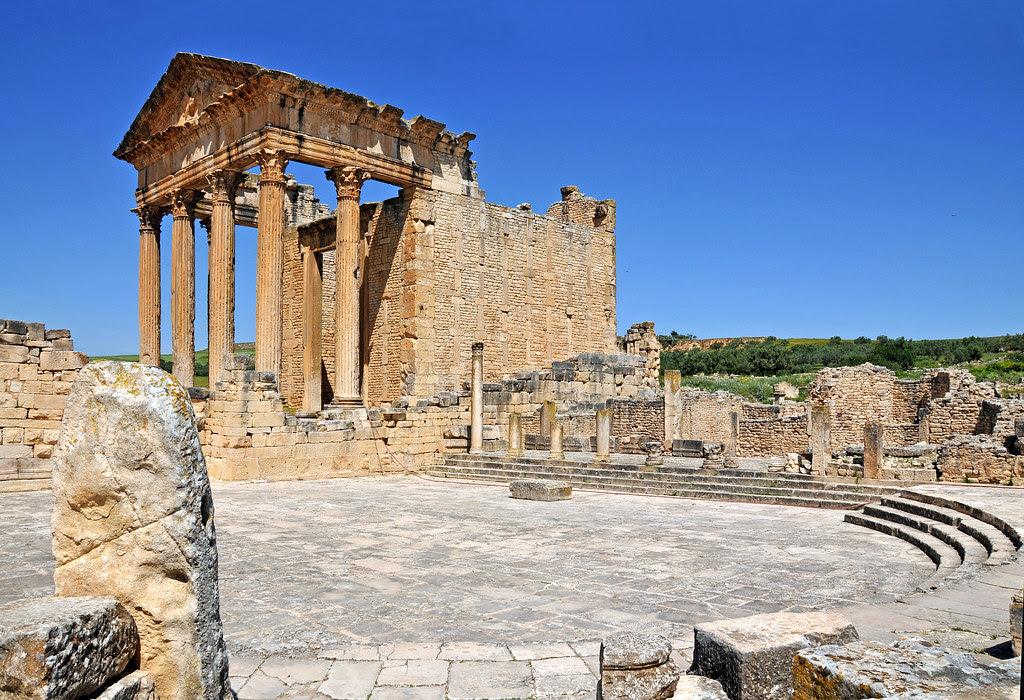 Tunisia-2758 - Temple of Mercury