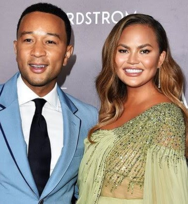 John Legend pays a visit to Nigeria and Chrissy Teigen says she wants to come too but her reason will amuse you