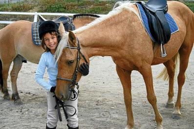 Choisir le coeur ou la raison ? Aimer le cheval ou la compétition ?