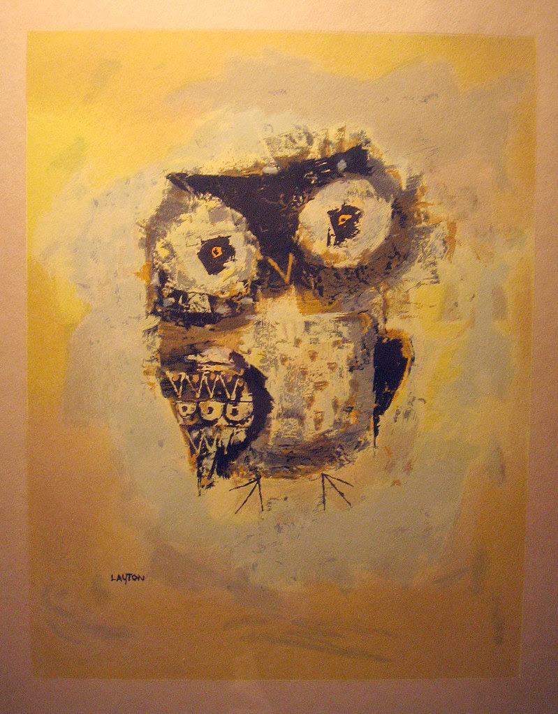 Margaret Layton: Blinky