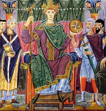 Emperor Otto III