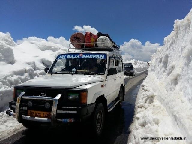 Manali – Leh Road Status (2020-21): CLOSED