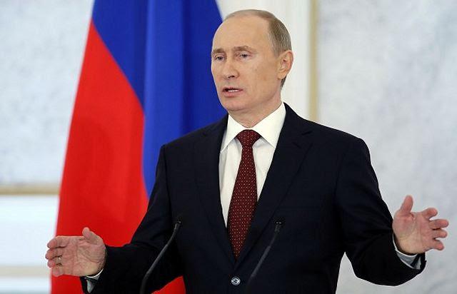 Rusia dará prioridad al desarrollo de potentes armas de alta precisión, cuya capacidad de combate serían comparables a los de las armas de destrucción masiva, dijo el presidente Vladimir Putin.