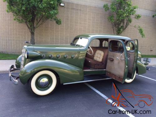 1935 Cadillac Other 35 5019 Lasalle