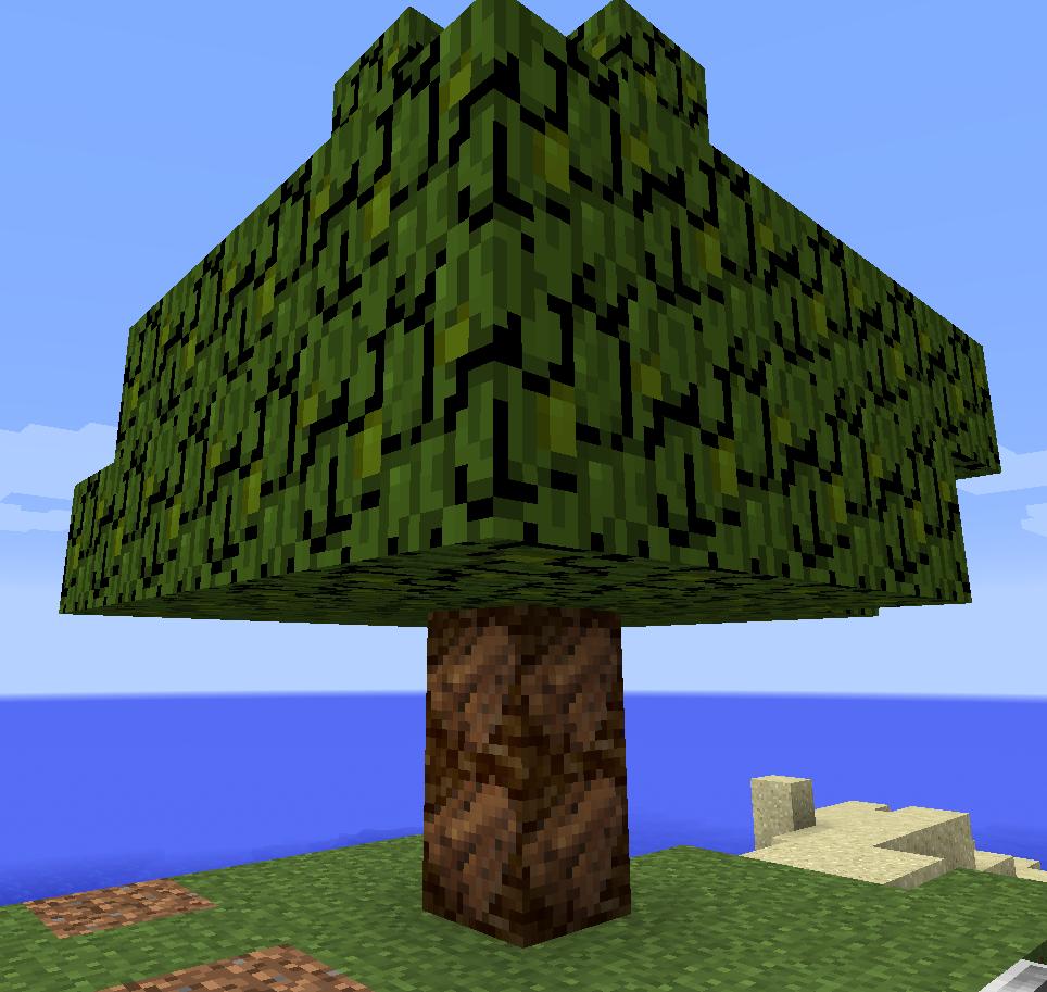 Minecraft Wiki Jungle Sapling - Gambleh u