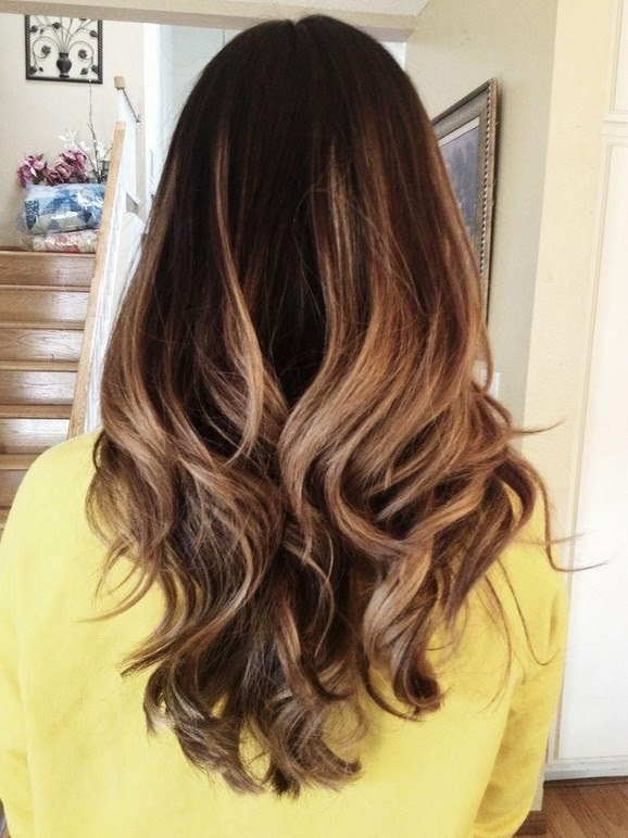 blonde brown hair color tumblr