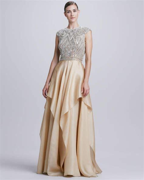 naeem khan evening gown