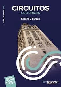 Circuitos culturales España y Europa 2019 Cntravel