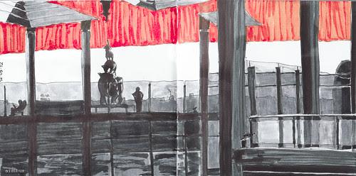 en la terraza del reina by aidibus