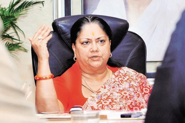 CM Vasundhara Raje's proposal for farm loan waiver comes ahead of Rajasthan elections due later this year. Photo: Reuters