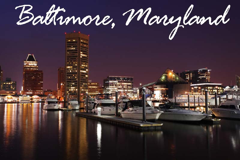 Baltimore Harbor TEXT