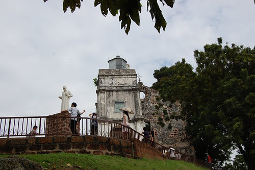 St Paul's church, Malacca