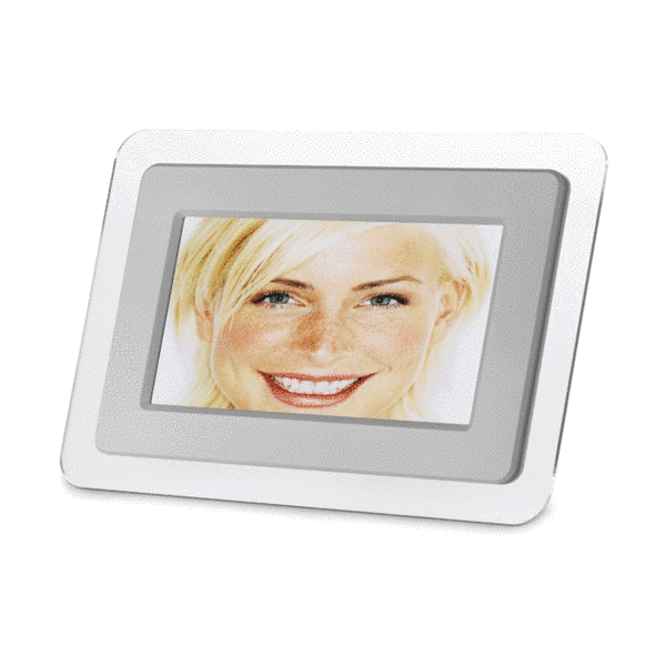 Promotional 7 Inches Digital Picture Frame Photo Frames Importer