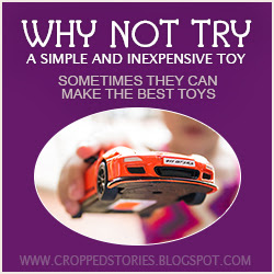 SIMPLE INEXPENSIVE TOYS