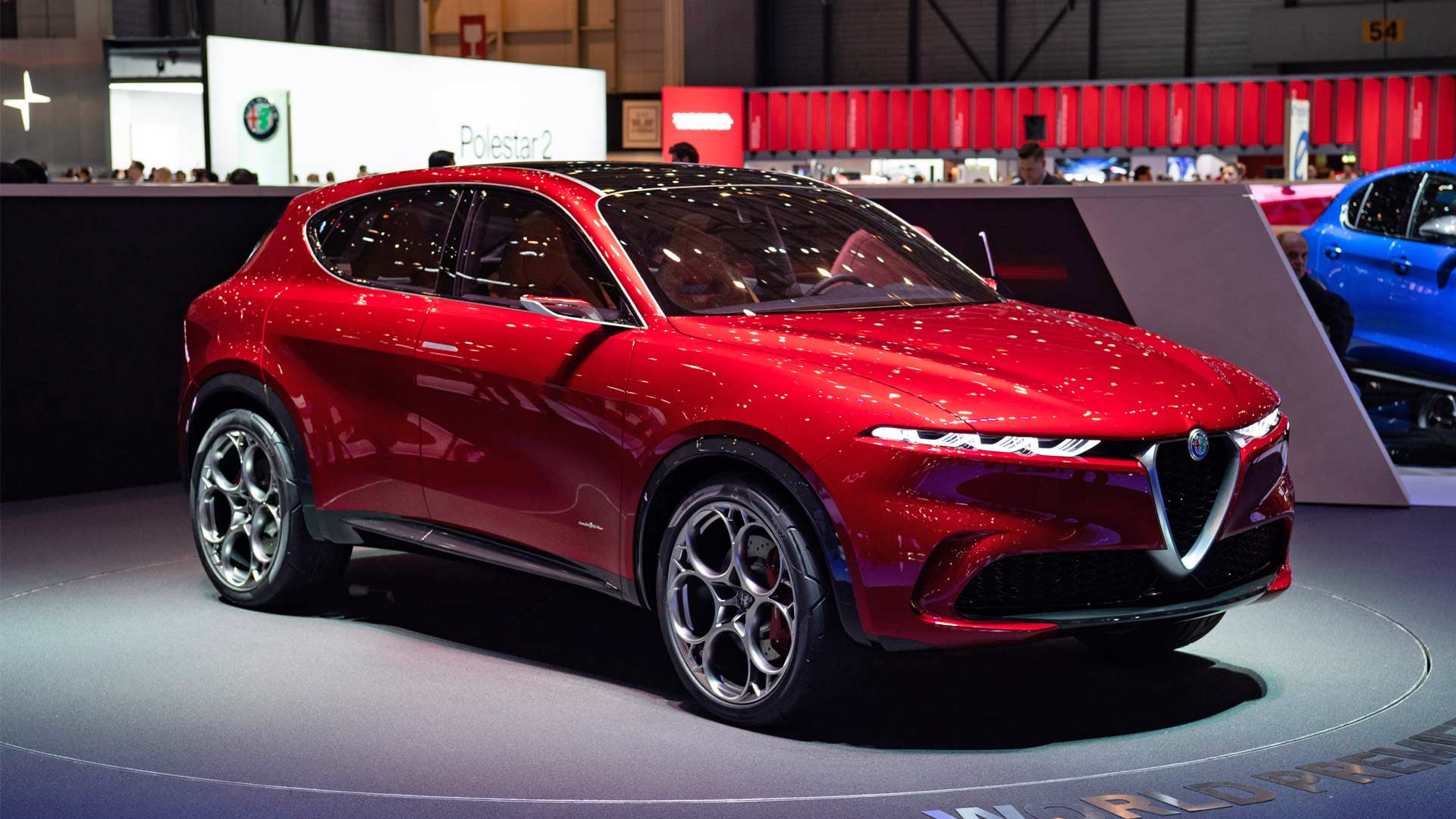 Alfa Romeo to plug-in with Tonale compact SUV - Autodevot