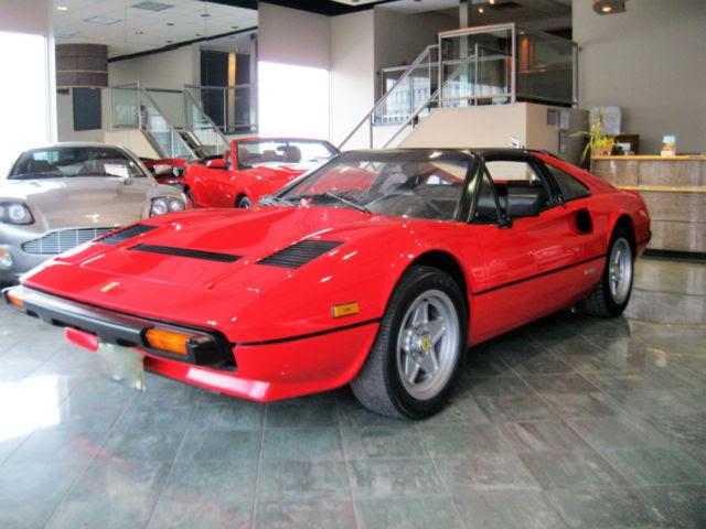 1983 FERRARI 308 GTS QUATTROVALVOLE for sale - Ferrari 308 ...