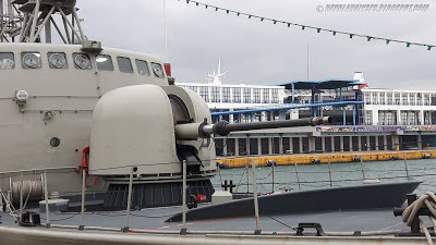 ΕΚΤΑΚΤΟ: Αφαιρέθηκαν τα διακριτικά των ελληνικών υποβρυχίων – Σε τροχιά σύγκρουσης με τη Τουρκία – Ξανά σε υπηρεσία η ΤΠΚ Ρ22 Μυκόνιος- Αποκλειστικές εικόνες (βίντεο) - Εικόνα6