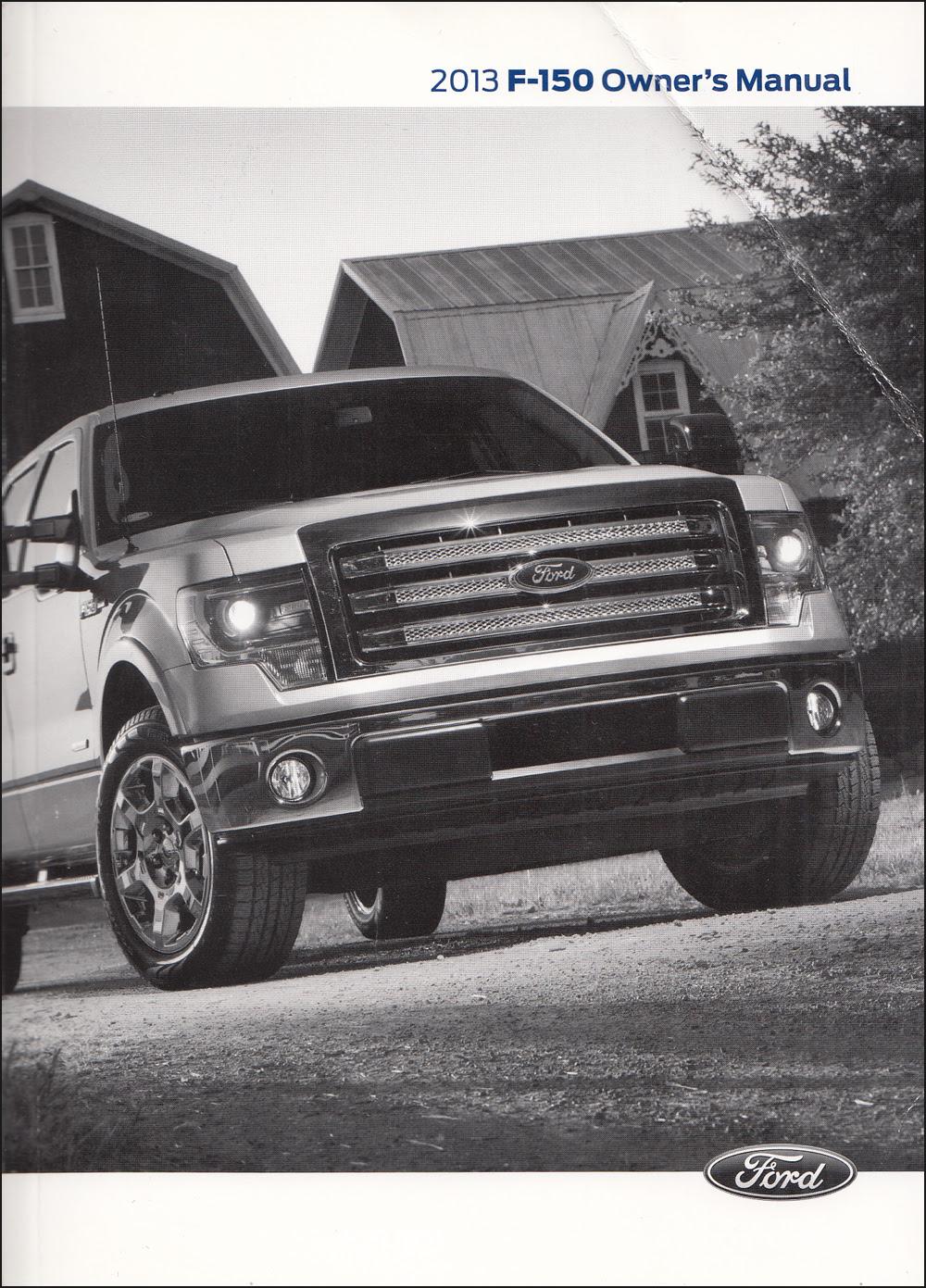2013 Ford F 150 Wiring Diagram Manual Original
