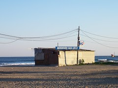 Chabolas en la playa III