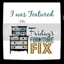 Friday's Furniture Fix