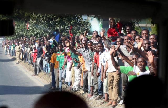 The First Family Tanzania 2013-206