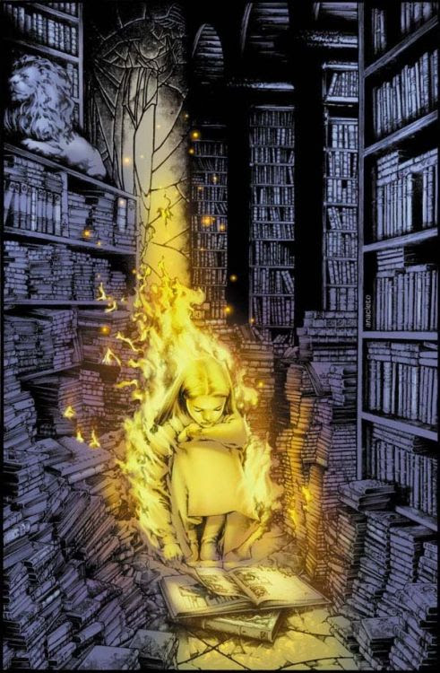 La lectura nos transforma (ilustración de Jay Anacleto )