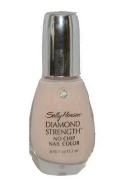 Sally Hansen Diamond Strength Nail Color in Baguette Beige