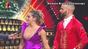 Barbara Branco sensual no A Tua cara não me é estranha