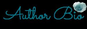 Author Bio rose