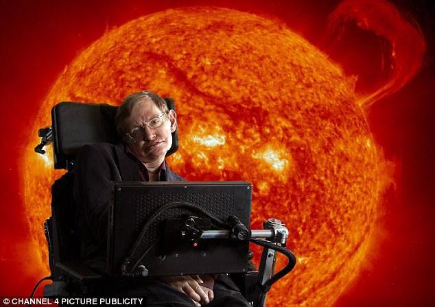 bóson de Higgs hawking
