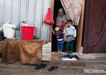 La avalancha de refugiados sirios tensa la vida en Líbano