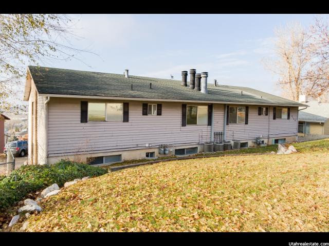 Even if your not looking at going to school, having knowledge about colleges can help when looking to invest in rental properties. Take a look at a few multi-unit properties listed in Provo. Provo fourplex listed for $525,000 MLS 1347127
