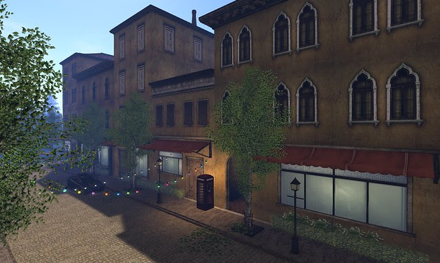 Small Town Green - 02