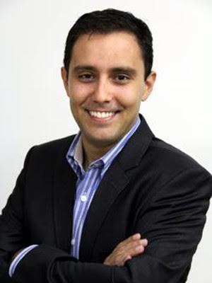 Conrado Navarro, Itajubá, Pouso Alegre, consultor de finanças (Foto: Arquivo Pessoal/ Conrado Navarro)
