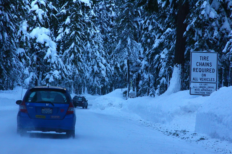 IMG_0066 Road in Winter, Mount Rainier National Park