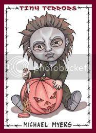 Tiny Terrors Michael