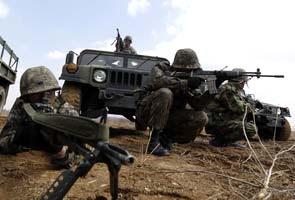 North Korea puts artillery forces at top combat posture