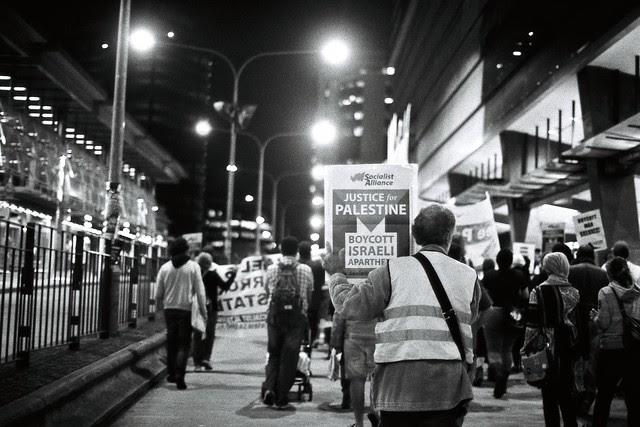 Anti-Israel Protest 6