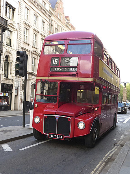 15 to Tower Hill