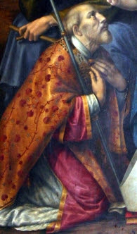 ST. SYRUS, Bishop and Patron Saint of Pavia