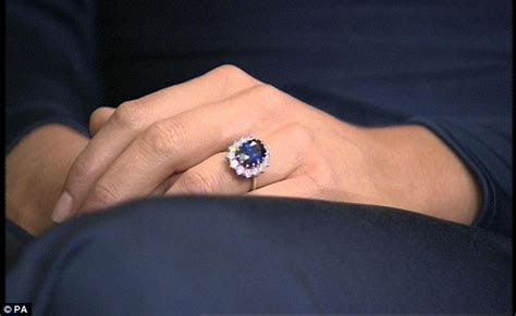 Kate Middleton engagement ring   Lisa's History Room