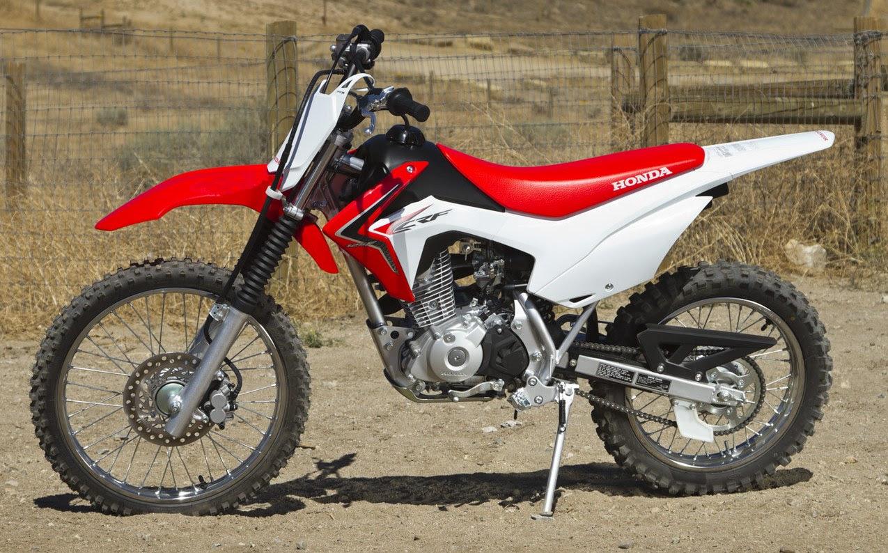 Spesifikasi Kendaraan Honda CRF 125F