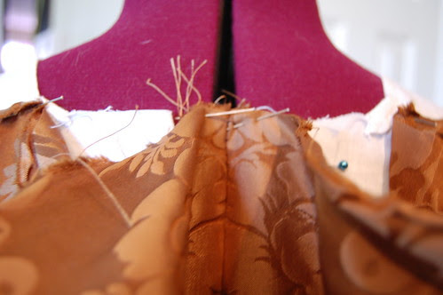Francaise Draping 4