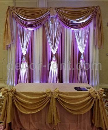 TORONTO WEDDING BACKDROPS DECOR RENTALS   LINEN   CHAIR